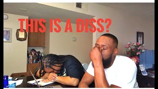 SO HE CALLED THIS A DISS? MAC LETHAL- SINGLE FEMALE REACTION