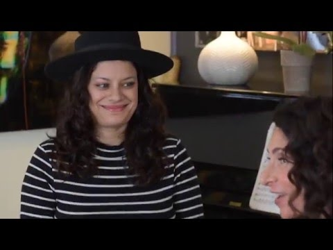Javiera Estrada interview with Mandy Ingber