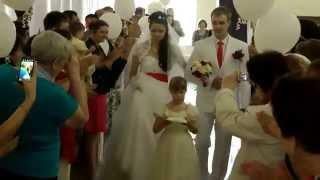 Самый замечательный день в жизни Свадьба Сергея и Анжелики