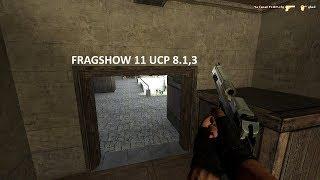 FRAGSHOW 11 UCP 8 1,3  + sliv