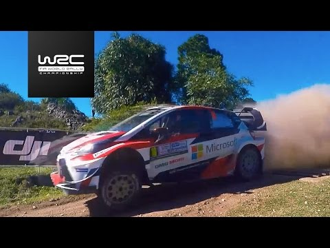 WRC - YPF Rally Argentina 2017: Best of Action
