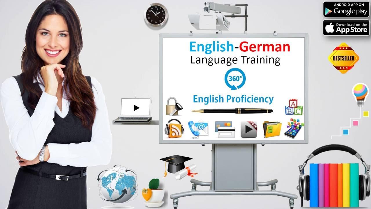 Video#76 Deutsch-Englisch Wortschatz Übersetzung German English ...