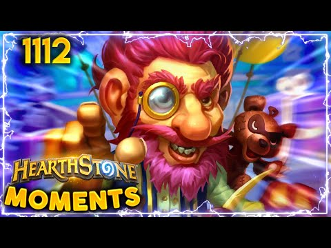 Your Fate Was Sealed From The Start  Hearthstone Daily Moments Ep1112