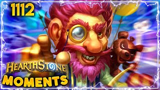 Your Fate Was Sealed From The Start!!! | Hearthstone Daily Moments Ep.1112