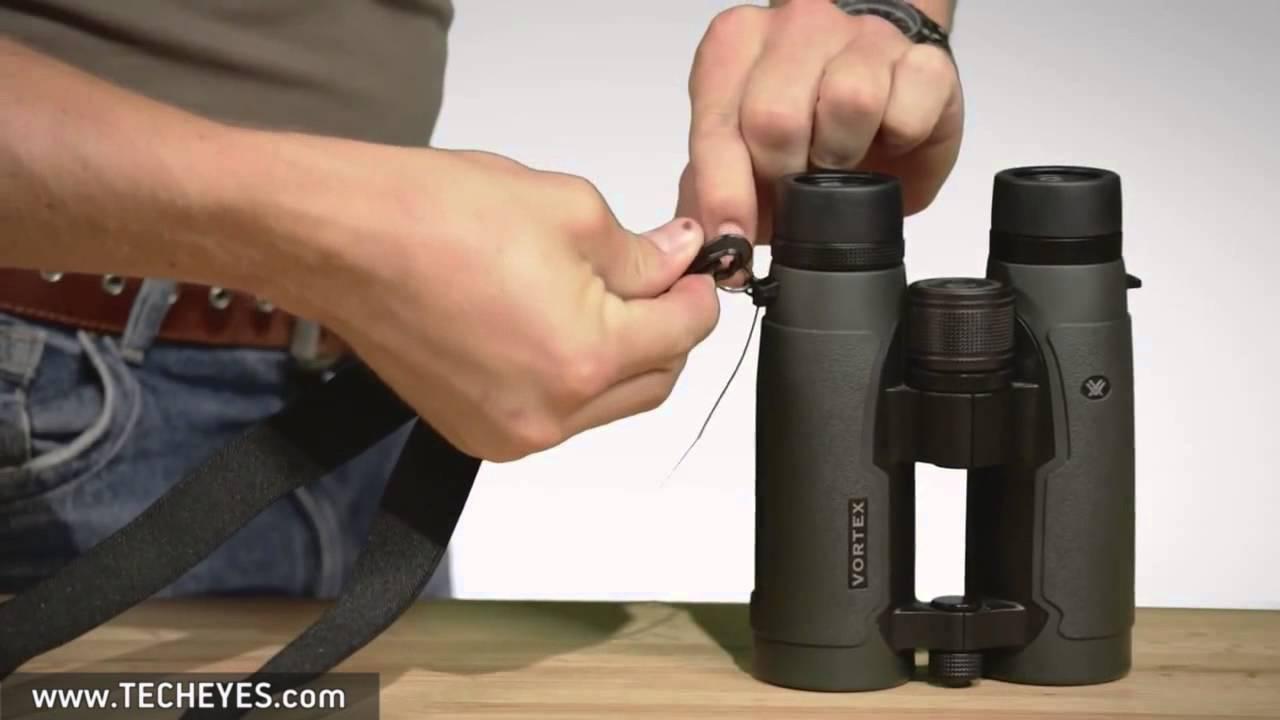 Vortex How To Attach An After Market Binocular Strap Video