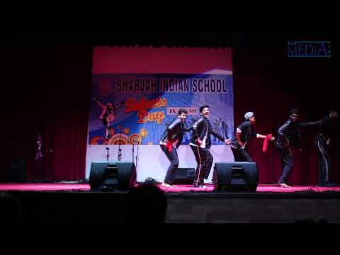 Sharjah Indian School Talent's Day 2K17 by PEST CONTROL