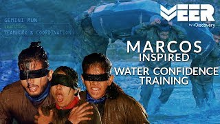 MARCOS Inspired - Water Confidence Training | Survival Skills | India's Citizen Squad E3P2 |