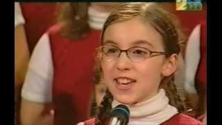 """Batti cinque (4/4 di silenzio) - Piccolo Coro """"Mariele Ventre"""" dell'Antoniano - 2003"""