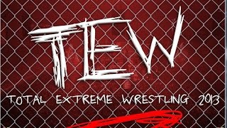 TEW 2013 Prelude to Attitude Era #6 King of the Ring Build