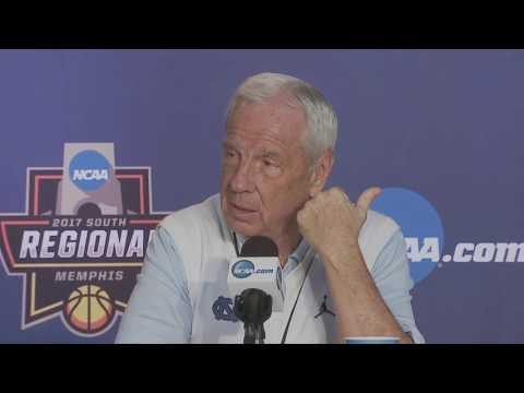 UNC Men's Basketball: Roy Williams pre-Butler PC