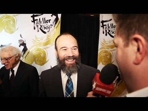 Broadway Opening Night: FIDDLER ON THE ROOF Starring Danny Burstein, Jessica Hecht & More!