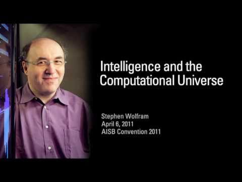 Intelligence And The Computational Universe