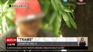 EXCLUSIVE Kuta ng street gang na TBS 13 napasok ng News5