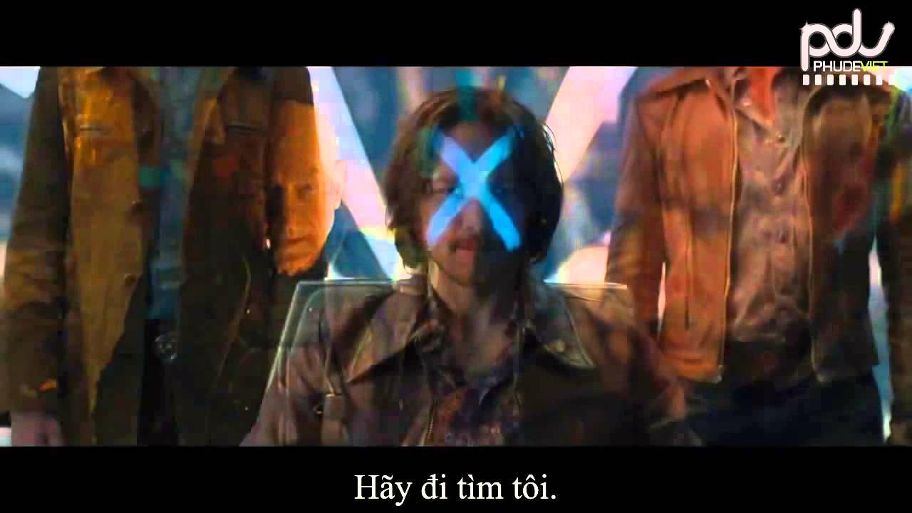 X Men- Days of Future Past
