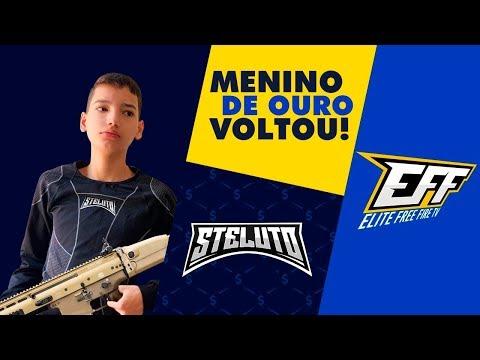 STELUTO - PEGANDO A NOVA INCUBADORA, TREINO EMULATION!
