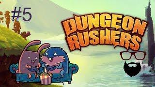 НЕБЛАГОДАРНАЯ РАБОТА | Dungeon Rushers | by Boroda Game