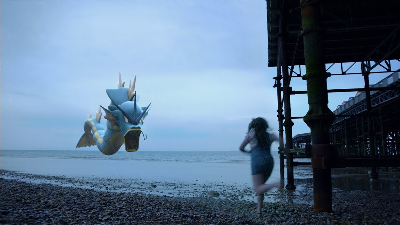 Expectation vs. Reality: Enjoy the weather with Pokémon GO!