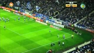 Futebol: FC Porto, 3 - Sporting, 2 (17-04-2011)