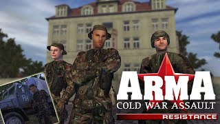 ARMA: Resistance (Operation Flashpoint: Resistance) Full campiagn