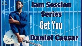 [R&B GUITAR LESSON]  Get You by Daniel Caesar