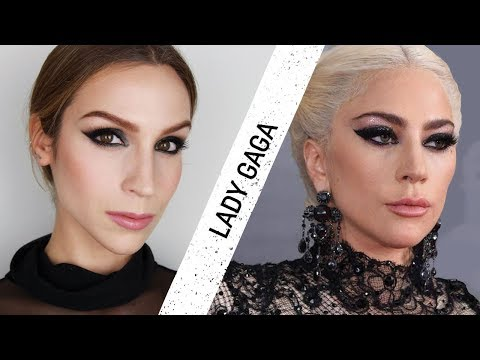 MAQUILLAGE DE STAR : LADY GAGA