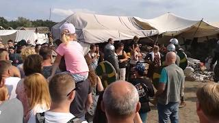 Wolin - Jomsborg 2018 - Festiwal Słowian i Wikingów 1/2