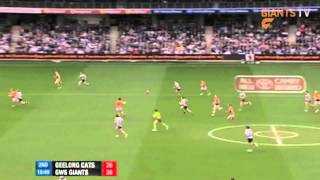 Tom Scully 50 AFL games