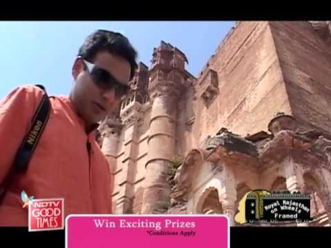 Travelling to Jodhpur