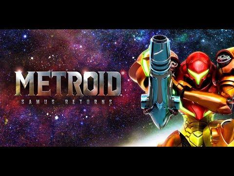 Metroid: Samus Returns Longplay Part 1/3
