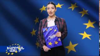 """Europe Today"" programme February 2017 part 2 (English subtitles)"