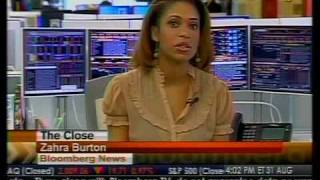 Market Close 8.31 - Bloomberg