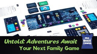 Untold Review - with Your Next Family Game