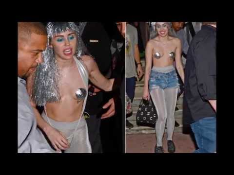 Most of Miley Cyrus Revealing Outfits