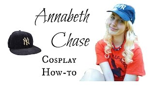 Annabeth Chase Cosplay How