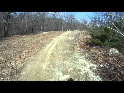 Dual Sport Ride Rhode Island, March 2012