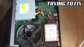 Trying to FIX a cheap eBay Xbox One with No Display