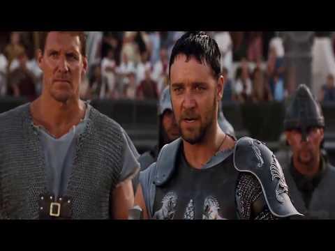 """Gladiador """"Mi Nombre Es M�ximo D�cimo Meridio"""" en Espa�ol Latino HQ"""