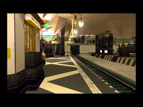 Lets Play U Bahn Simulator ( U7 Berlin Spandau nach Rudow)