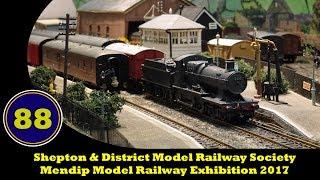 Mendip Model Railway Exhibition 2017