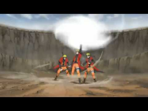 The Raising Fighting Spirit (EXTENDED)   Naruto Vs Pain HD -