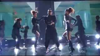 "PSY ft. Special guest MC Hammer - ""Gangnam Style/2 Legit 2 Quit"" on American Music Awards"