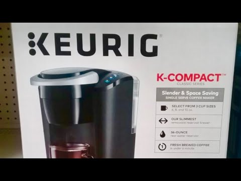 KEURIG COMPACT REVIEW