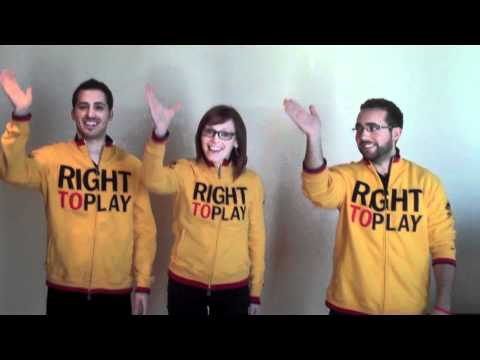 Right To Play Energizer - Tree On A Hill