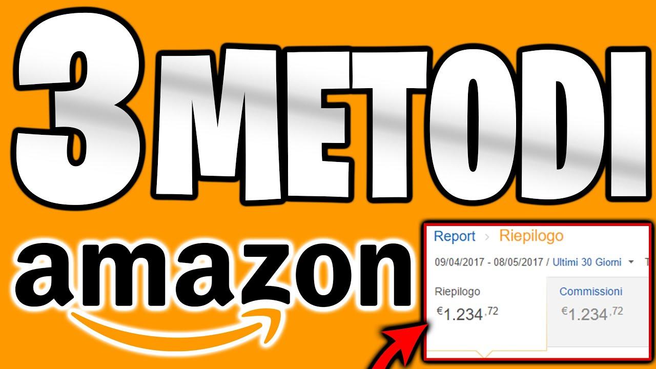 Come Guadagnare con Amazon (8 Metodi) () # MTW