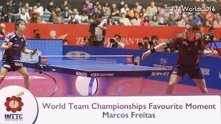 World Team Champs Favorite Moment - Marcos Freitas
