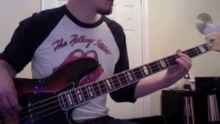She's Not There by The Zombies (Bass Cover)