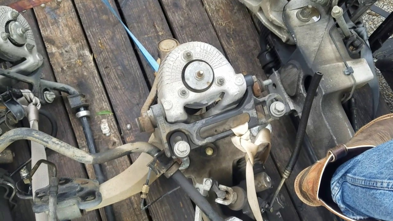 Crown Vic Subframe Removal Tips Part 2 Ford F100