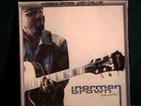 Norman Brown featuring Chantae Moore-Feeling the way