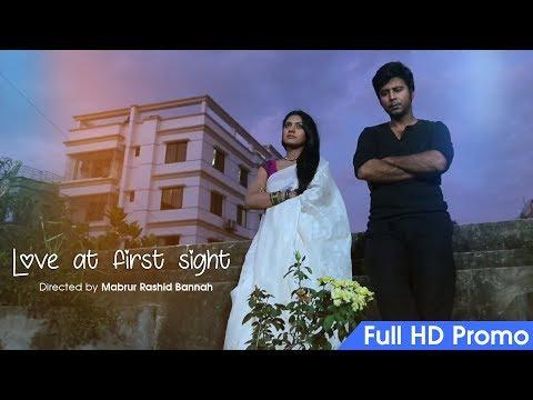 Love At First Sight | Promo | Tisha |  Nisho | Mabrur Rashid Bannah | Bangla Natok