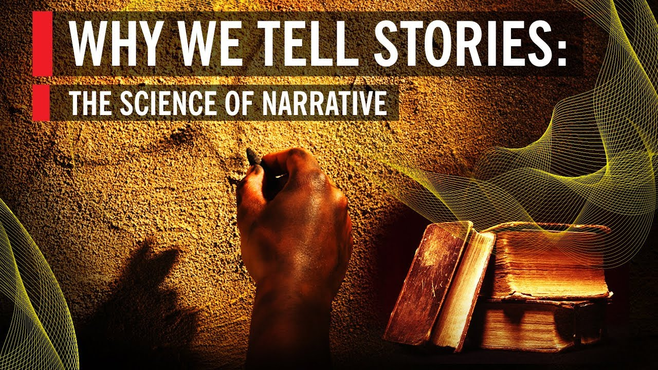 why we tell stories Why tell stories by mitch ditkoff in the last 60 seconds, here's what happened: 168 million emails were sent, 700,000 google searches were launched, and 60 hours of youtube videos were uploaded.